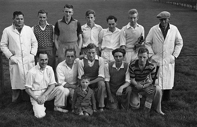 "[Newtown Cricket Club ""derby""]"