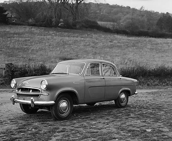 [Standard Vanguard III road test]