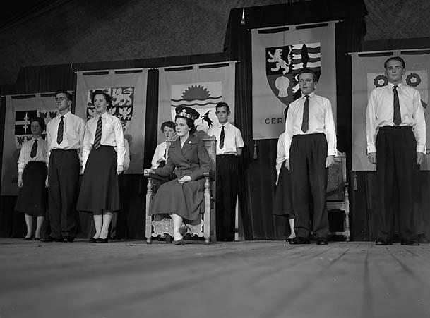 [Urdd National Eisteddfod, Lampeter 1959]