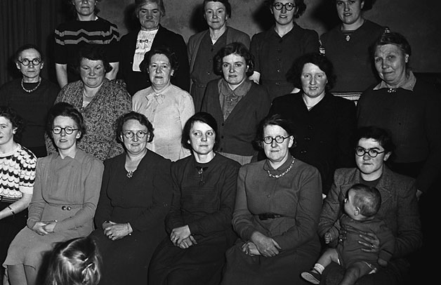 [Llanarmon Women's Institute, 1949]
