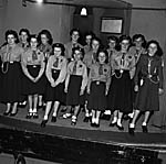 [Eighth Methodist Oswestry Girl Guides Company]