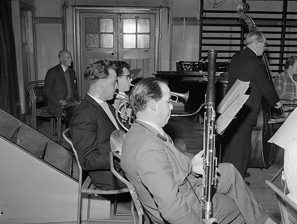 [Moreton Hall Orchestra]