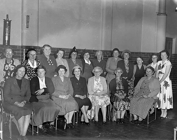 [Whitchurch British Legion Women's Section]