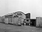 [Esso Depot at Oswestry Marshalling Yard, and the wood depot]