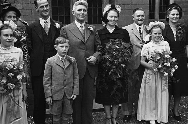 [Three Weddings - Wem Methodist Church, Wem Parish Church and the Penton - Cardnoe wedding]