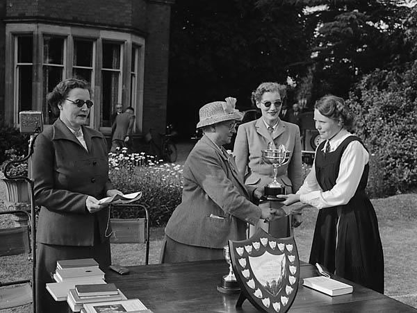 [Prize Day at Stonehurst School, Shrewsbury]