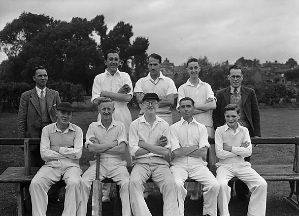 [Shrewsbury Gasboard Cricket Team]
