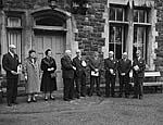 [Opening Plas-y-Coed Home for the Elderly, Bangor]