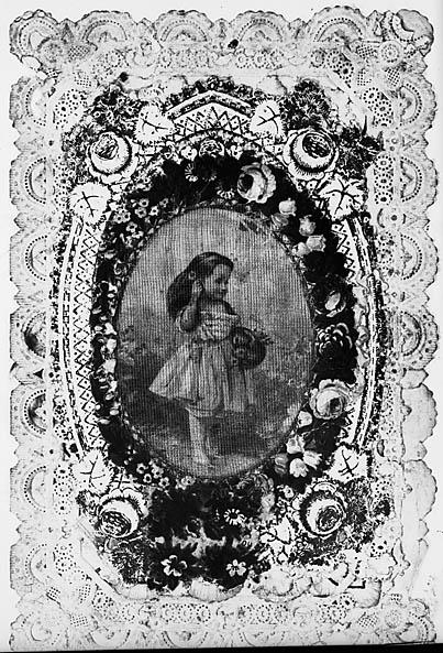 [Old Shrewsbury Valentine Card]