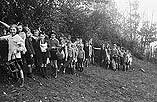 [Buttington schoolchildren rosehip-picking for vitamin C]