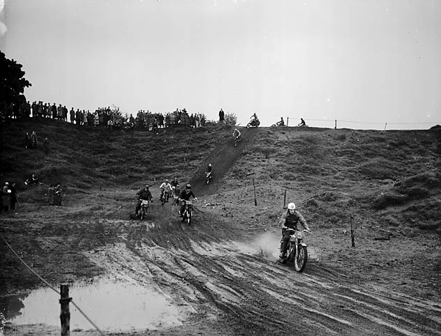 [Oswestry and District Motor Club Scrambles held at the Sandpit, Queen's Head]
