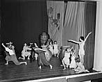 [Moreton Hall Girls' School Christmas play, Oswestry]