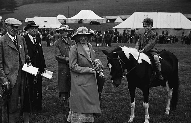 [Llanidloes Agricultural Show]