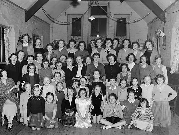 [Oswestry Girls Club]
