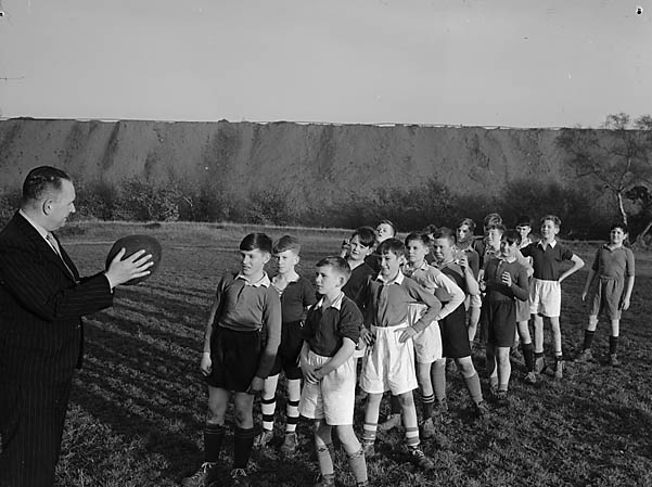 [Rugby at the Lewis School, Pengam]