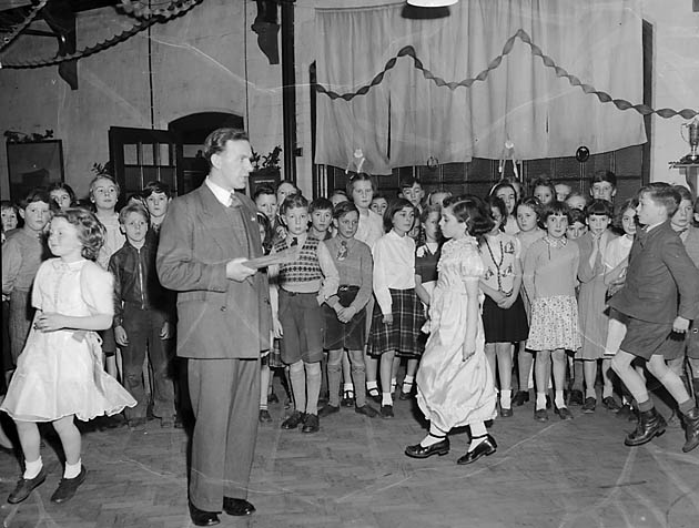 [Whitchurch Church of England School's Christmas Party]