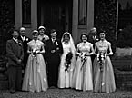 [The Coles wedding, Llanfyllin]