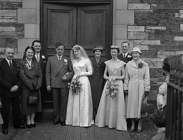 [Wedding at Seion Chapel, Glyn Ceiriog]