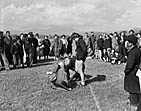[Merionethshire school sports in Harlech]
