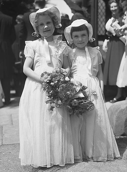 [Edmonds/Watkins wedding at St Giles, Shrewsbury]