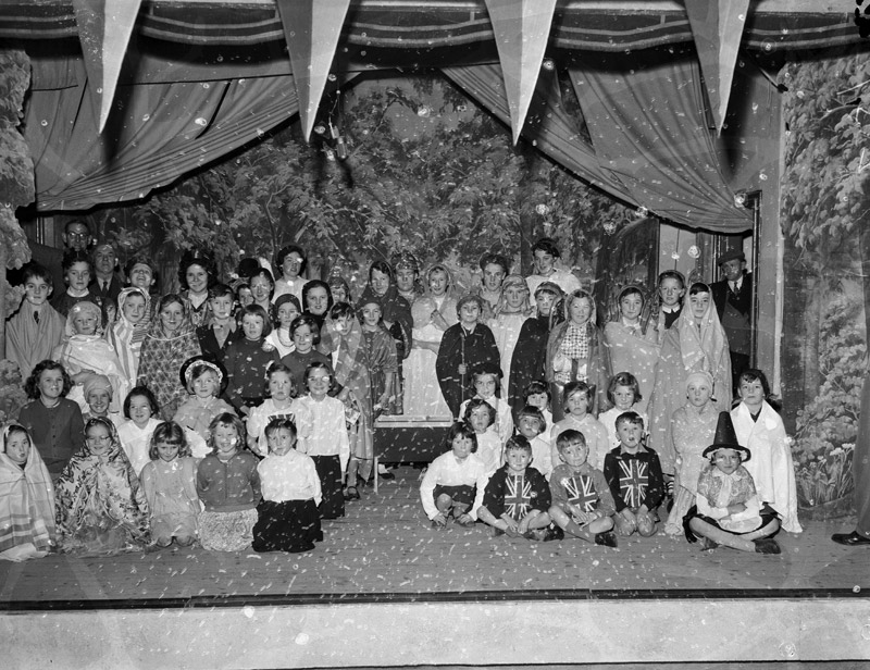 [Llangefni nativity play, 1958]