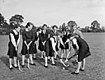 [Pupils of Whitchurch Broughall School at work and at play]