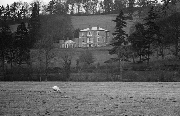 [Glanrafon, Llanfyllin, the Dugdale Home]