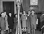 [Urdd District Eisteddfod held at Llansilin Memorial Hall]