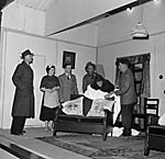 "[Gobowen Amateur Dramatic Society's production of ""Such Things Happen"" at the the Church Hall]"