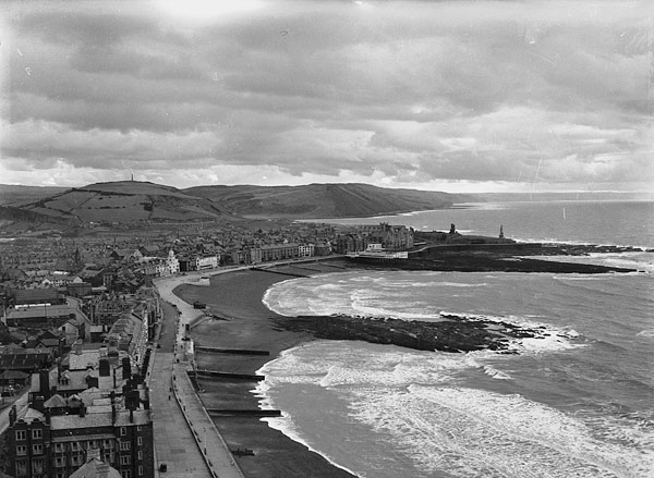 [Aberystwyth views and characters]