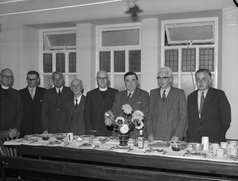 [Synod of the Second Northern Province of the Methodist Church at Blaenau Ffestiniog, 1958]