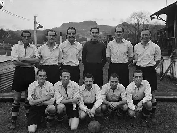 [Merthyr Town Football Club, 1951-1952]