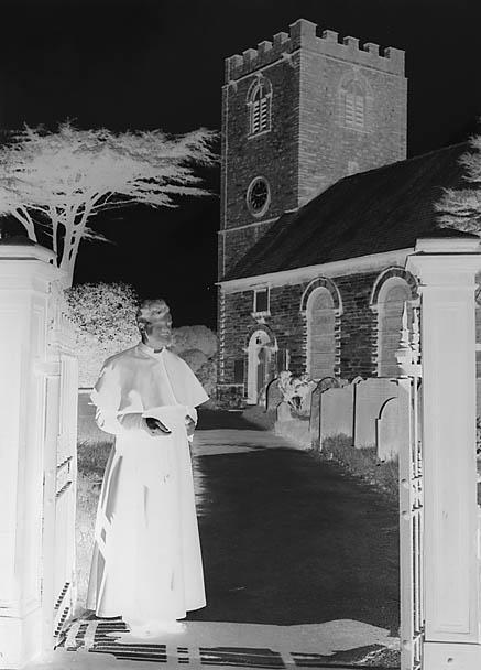 [Dolgellau Church and Rev Elias Hughes]