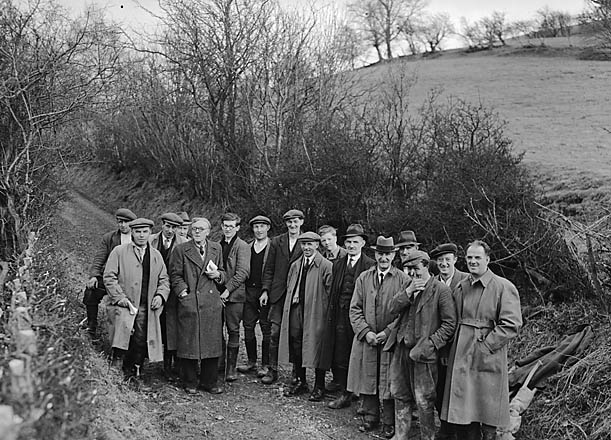 [Llanarmon Hedging and Ditching Society]