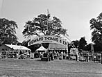 [Oswestry Agricultural Show stands]