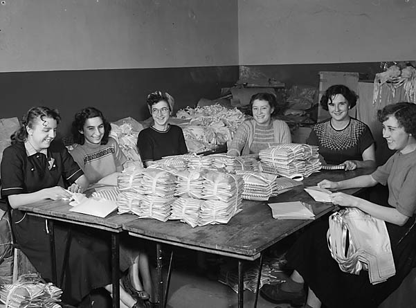 [Berlei Brassiere Factory, Ebbw Vale]