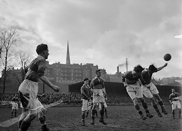 [Bradford v Shrewsbury football match]