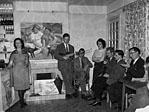 [Irish dancers in Lleyn, 1958]