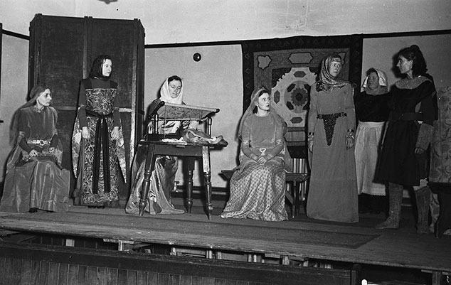 [Prees Women's Institute Play, 1948]