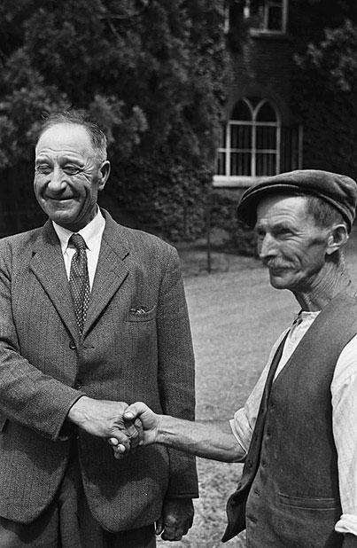 [Royal Agricultural Show of England at Shrewsbury, July 1949]