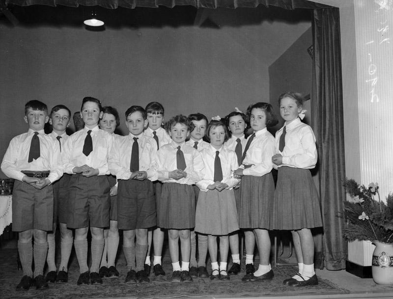 [Opening the Goronwy Owen Memorial Hall in Llanfair-Mathafarn-Eithaf]