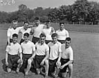 [Army sports at Park Hall, Oswestry]
