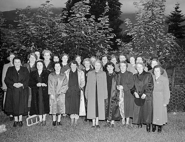 [Meirion Eisteddfod 1953/1954?]