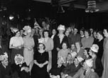 [Bwlch-y-cibiau Women's Institute's party]