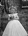 [Wedding of K Marian Williams to C J Edwards at Wem Parish Church]