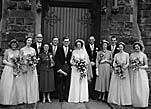 [The Bennett wedding at Pontesbury]