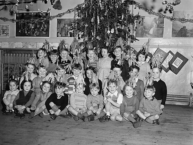 [Christmas at All Saints Primary School, Shrewsbury]