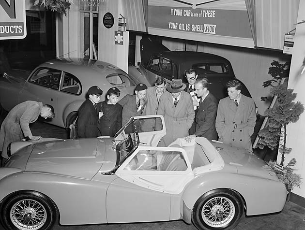 [Oswestry's first Motor Show]