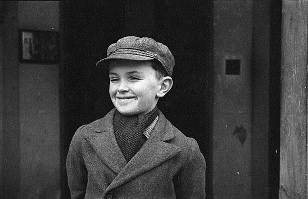 "[""Montgomeryshire Express"" Children's Corner member, probably]"