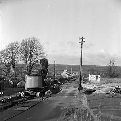 [Anglesey sewerage scheme]